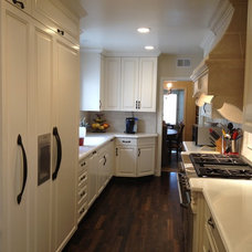 Traditional Kitchen by L L P Construction