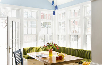 Renovation Detail: The Built-In Breakfast Nook