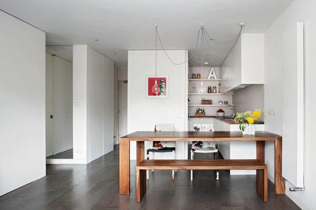 Contemporáneo Cocina by Francesco Pierazzi Architects