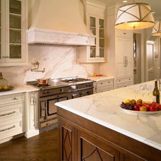 Contemporary Kitchen by Providence Custom Homes, LLC