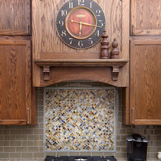 Traditional Kitchen by Stacy Paulson Design