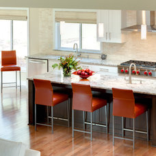 Contemporary Kitchen by Beth Rhoades-C&R Remodeling