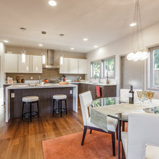 Contemporary Kitchen by Dale Tu Photography