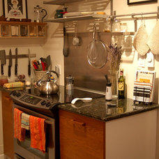 Eclectic Kitchen West Seattle cottage