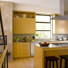 Contemporary Kitchen by Gregory Carmichael