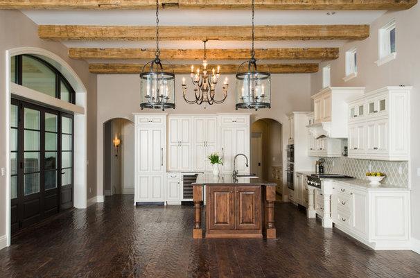 Traditional Kitchen by Ripple Design Studio, Inc.
