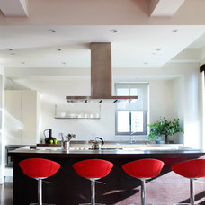 Modern Kitchen by moment design + productions, llc