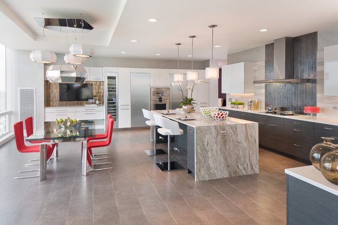 Contemporary Kitchen by Royal Green Appliance
