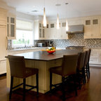 12th Street Residence Contemporary Kitchen San