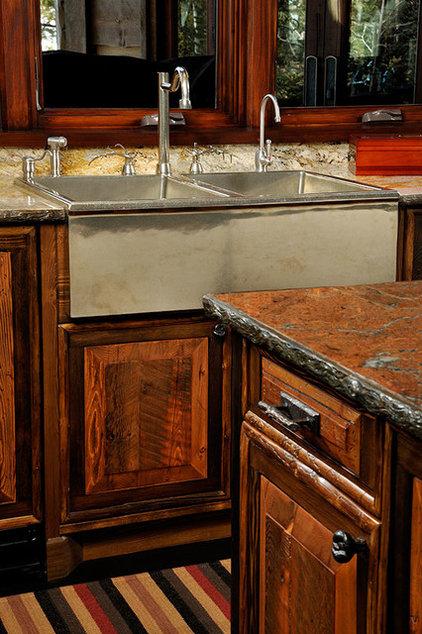 Traditional Kitchen by Trauner Designs