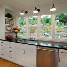 Traditional Kitchen by Square Deal Remodeling Co.