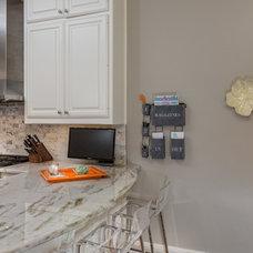 Traditional Kitchen by Design Studio2010, LLC
