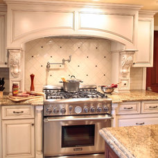 Traditional Kitchen by JAG Interiors, Inc.