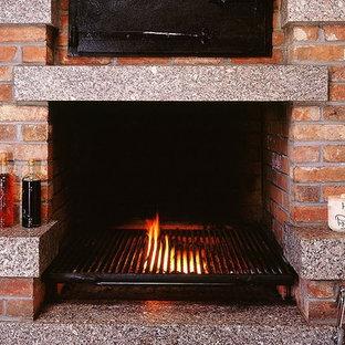 Brick Oven Houzz
