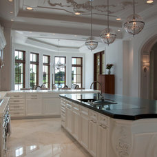 Traditional Kitchen by Causa Design Group