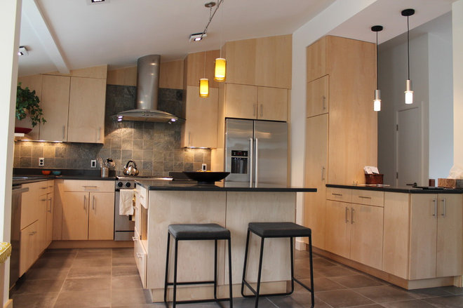 Contemporary Kitchen by Weston Kitchens