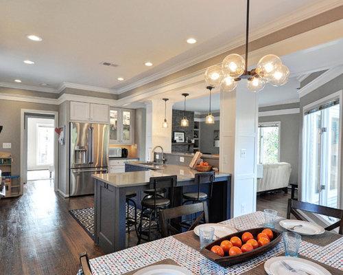 High gloss lacquer white kitchen modern kitchen london by lwk - Kitchen Design Ideas Renovations Amp Photos With Quartzite