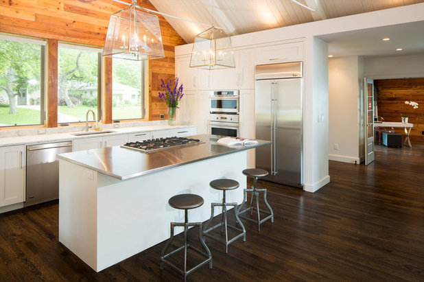 designing a kitchen houzz tour up and out around a heritage tree 3301