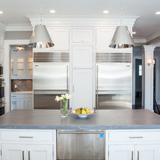 Traditional Kitchen by Integrity Custom Woodworking