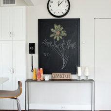 Beach Style Kitchen by Bensonwood