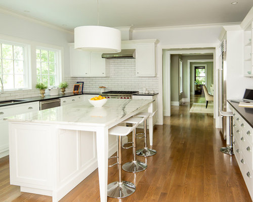 white island kitchen white kitchen island houzz 1030