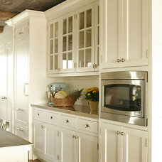 Traditional Kitchen by Shelter Interiors llc