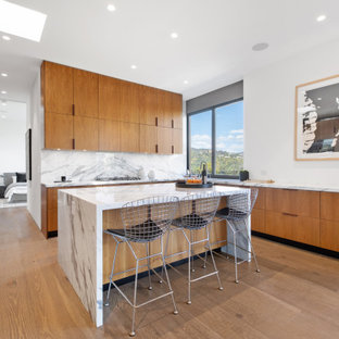 75 Beautiful Large Contemporary Kitchen Pictures Ideas December 2020 Houzz
