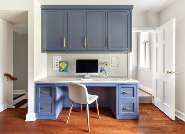 トランジショナル キッチン by Clean Design
