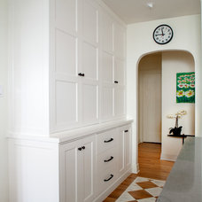 Craftsman Kitchen by JWT Associates
