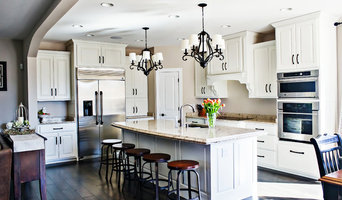 Westwynde- Transitional Kitchen with a Butler's Pantry