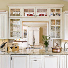 Traditional Kitchen by Kirsten Nease Designs