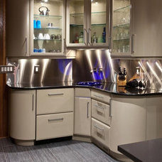 Modern Kitchen by Tongue & Groove