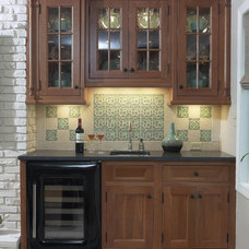 Eclectic Kitchen by Westborough Design Center, Inc.