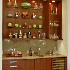 Contemporary Kitchen by Veranda Homes