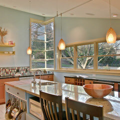 contemporary kitchen by David Neiman Architects