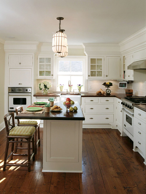 farmhouse cabinets for kitchen early american houzz 15276