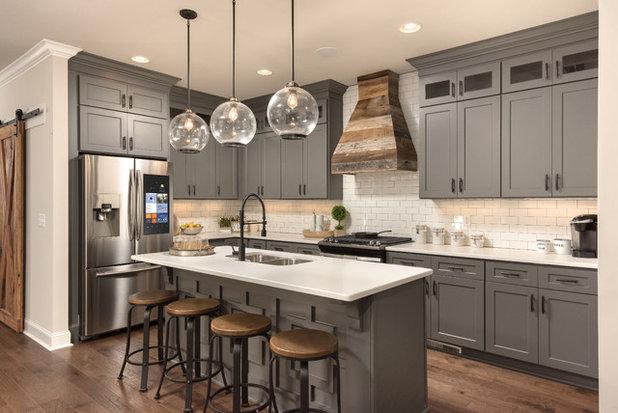 Кантри Кухня by Greentech Homes Chattanooga