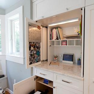 What's Behind Door #1?  An Office!