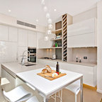 Kitchen Contemporary Kitchen Brisbane By Enigma