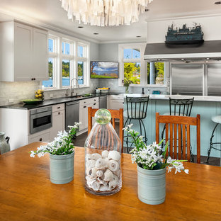 Whimsical Waterfront Beach Home