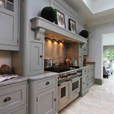 Traditional Kitchen by Alexander James Interiors