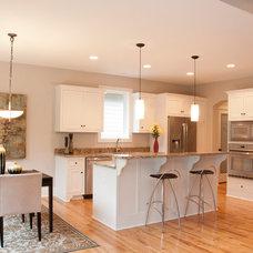 Traditional Kitchen by Jim Kuiken Design