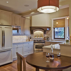 Traditional Kitchen by Debbie Evans Interior Design