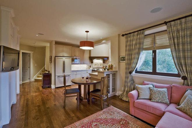 Traditional Kitchen by Debbie Evans Interior Design