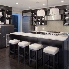 Contemporary Kitchen by Christine Austin Design