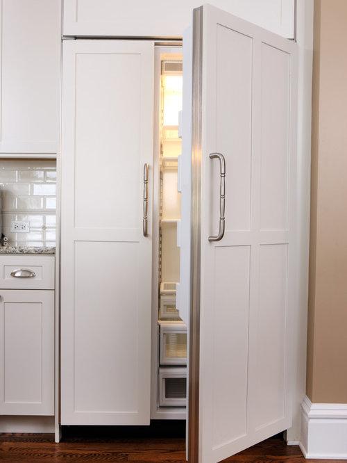 Panel Ready Refrigerator Houzz