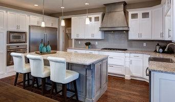 White & Gray Kitchen