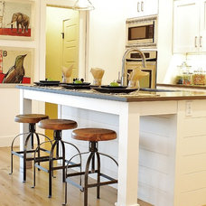 Farmhouse Kitchen by Judith Balis Interiors
