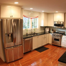 Traditional Kitchen by Nathan Alan Design