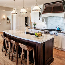 Beach Style Kitchen by Madison Taylor